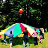séance parachute - CSC Laetitia Nantes