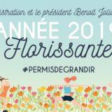 carte de VOEUX 2019 - CSC Laetitia Nantes