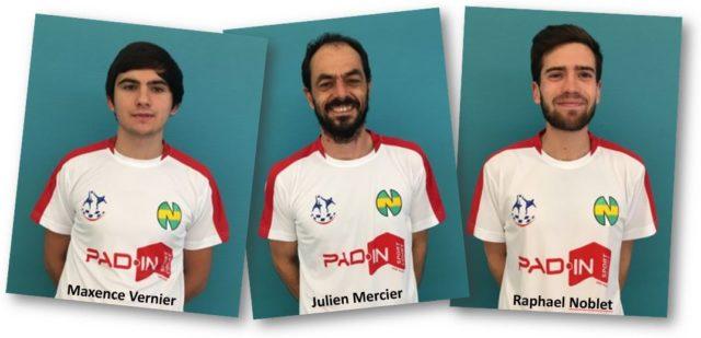 Maxence Julien Raphael - Tennis-Ballon - CSC Laetitia Nantes